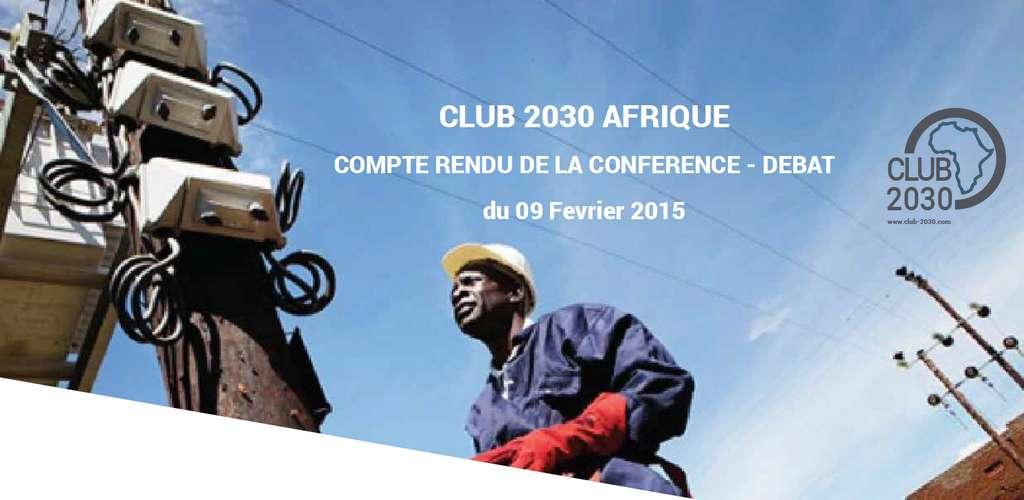 Solutions energie en Afrique
